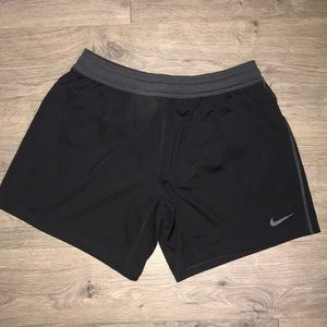 Nike Shorts, Black and grey